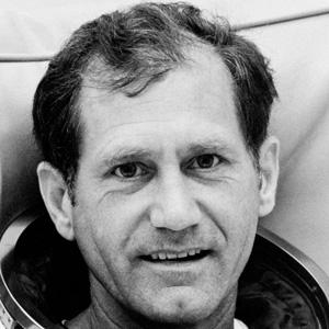 Astronaut William R. Pogue - age: 84