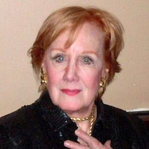 World Music Singer Marni Nixon - age: 87