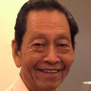 Painter Choy Weng Yang - age: 90