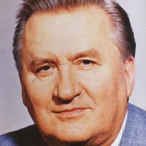 World Leader Michal Kovac - age: 90