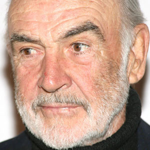 Movie Actor Sean Connery - age: 86