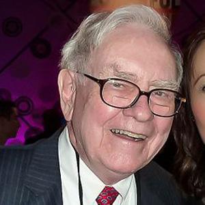 Entrepreneur Warren Buffett - age: 86