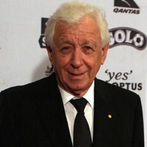 Entrepreneur Frank Lowy - age: 86