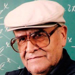 Teacher Jaime Escalante - age: 79
