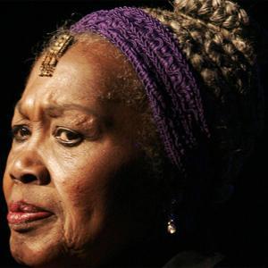 Folk Singer Odetta - age: 77