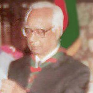Politician Iajuddin Ahmed - age: 81