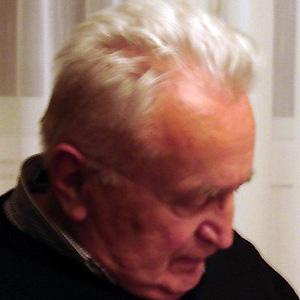 Memoirist Zlatko Crnkovic - age: 89