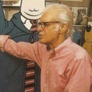Cartoonist Don Martin - age: 68