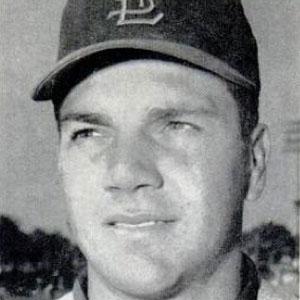 baseball player Ken Boyer - age: 51