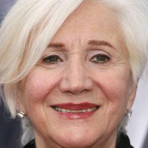 Movie actress Olympia Dukakis - age: 89