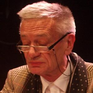 Playwright Jovan Cirilov - age: 89