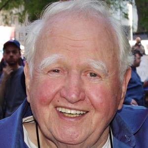 TV Actor Malachy Mccourt - age: 89