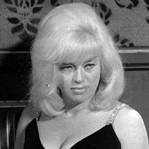 Movie actress Diana Dors - age: 52