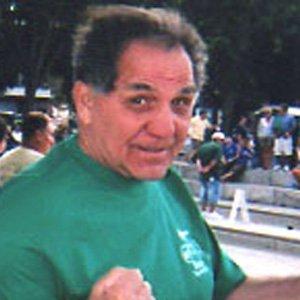 Boxer Tony Demarco - age: 89