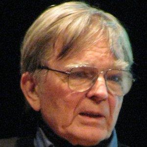 Novelist Robert Coover - age: 88