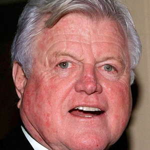 Politician Ted Kennedy - age: 77