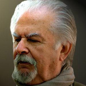 Painter Fernando Botero - age: 88