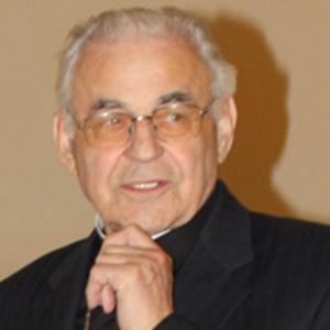 Religious Leader Miloslav Vlk - age: 88