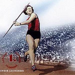 Javelin Thrower Inese Jaunzeme - age: 78