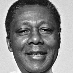 Novelist Mongo Beti - age: 69