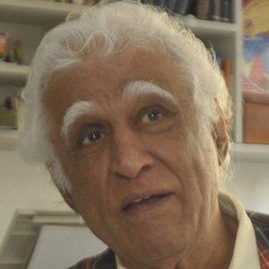 Cartoonist Ziraldo Alves Pinto - age: 84