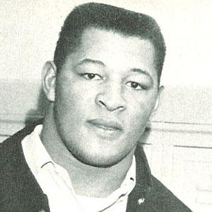 Football player Cal Jones - age: 23