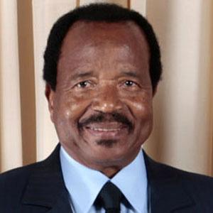 Politician Paul Biya - age: 87
