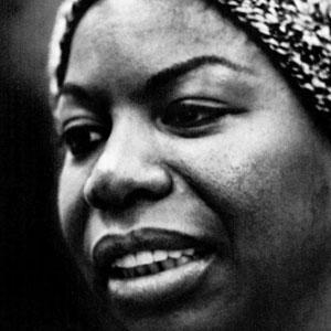 Jazz Singer Nina Simone - age: 70