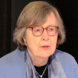 Children's Author Penelope Lively - age: 87
