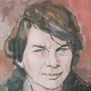 Poet Nichita Stanescu - age: 50