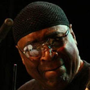Drummer Rashied Ali - age: 76