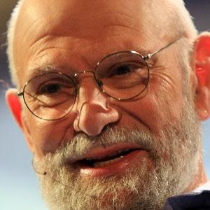 Non-Fiction Author Oliver Sacks - age: 83