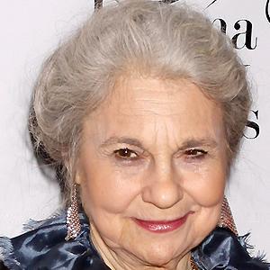 Movie actress Lynn Cohen - age: 88