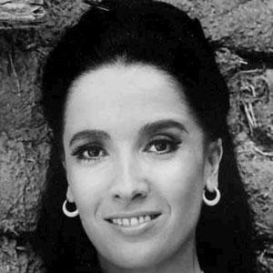 Movie actress Linda Cristal - age: 83