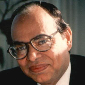 Economist Mahbub Ul Haq - age: 64