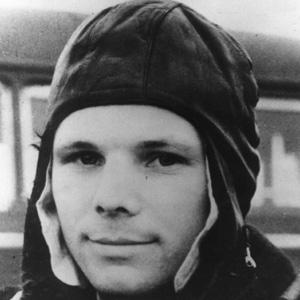 Astronaut Yuri Gagarin - age: 34