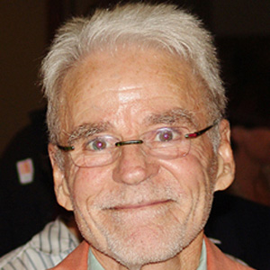 Painter Don Bachardy - age: 86