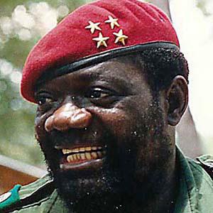 War Hero Jonas Savimbi - age: 67