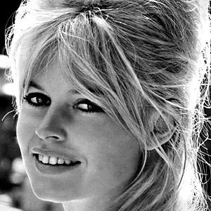 model Brigitte Bardot - age: 86