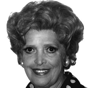 Stage Actress Marilyn Cooper - age: 74