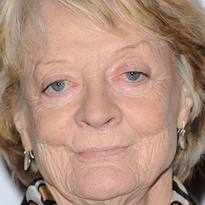 Movie actress Maggie Smith - age: 86