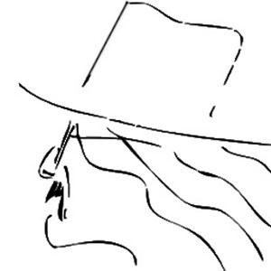 Novelist Richard Brautigan - age: 49