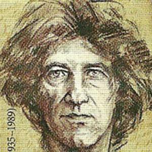Poet Danilo Kis - age: 54