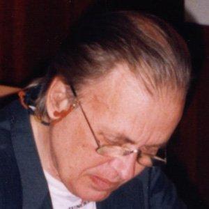 Chess Player Bent Larsen - age: 75