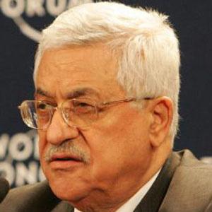 Politician Mahmoud Abbas - age: 85