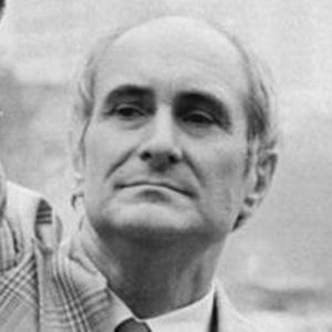 Politician Heinrich Fink - age: 85