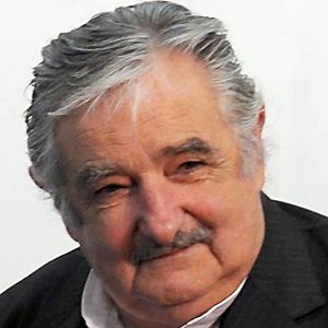Politician Jose Mujica - age: 85