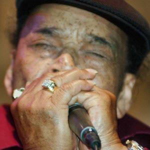 Blues Singer James Cotton - age: 81
