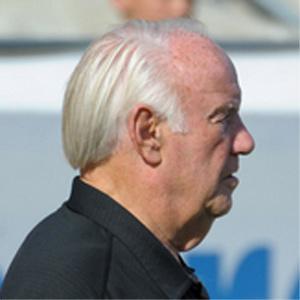 Coach John Robinson - age: 85