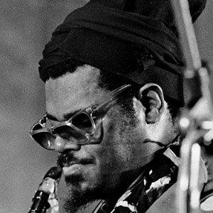 Saxophonist Rahsaan Roland Kirk - age: 42